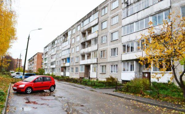 Однокомнатная квартира в городе Волоколамске на ул.Свободы (район Фабрика)